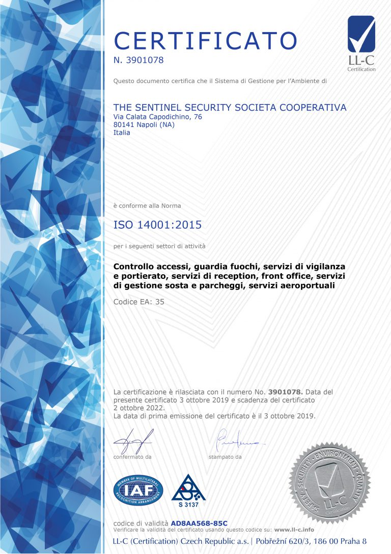 ISO 14001 THS